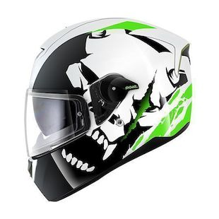 Shark SKWAL Instinct Helmet (Color: White / Size: XS) 1140161