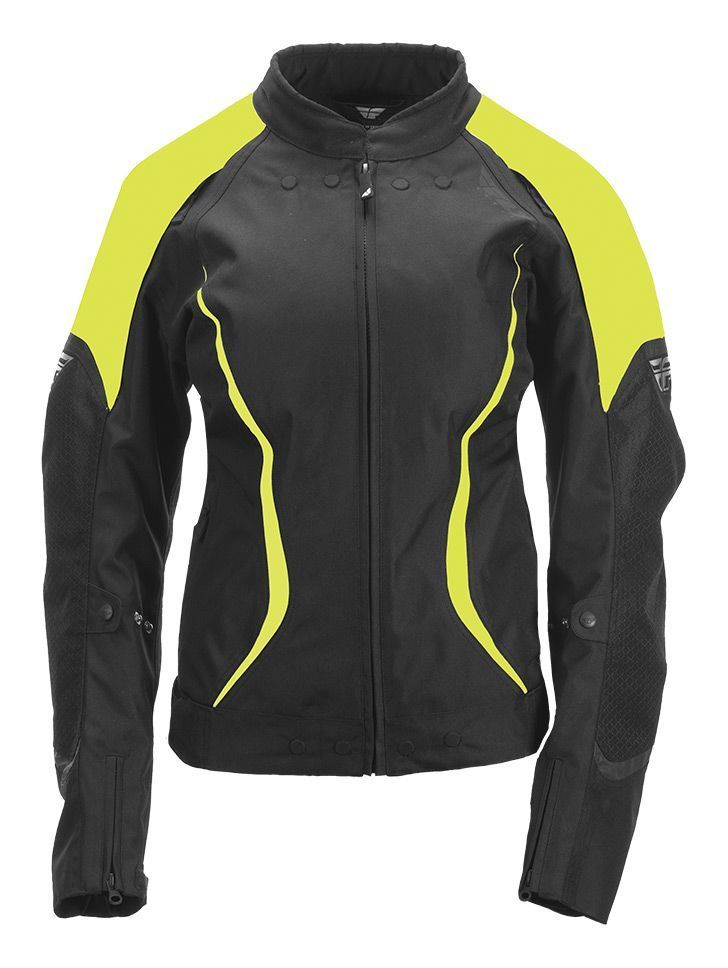 Hi Viz Jackets Cycle Gear