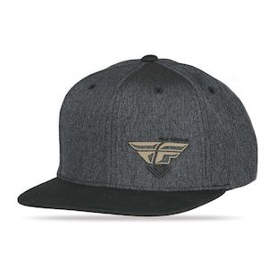 Fly Racing Choice Hat (Color: Black/Khaki) 1140685
