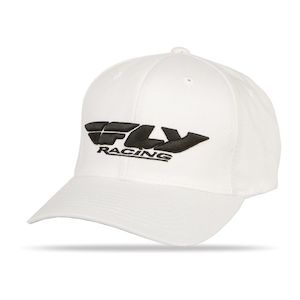 Fly Racing Primary Hat Sm-Md Black//White