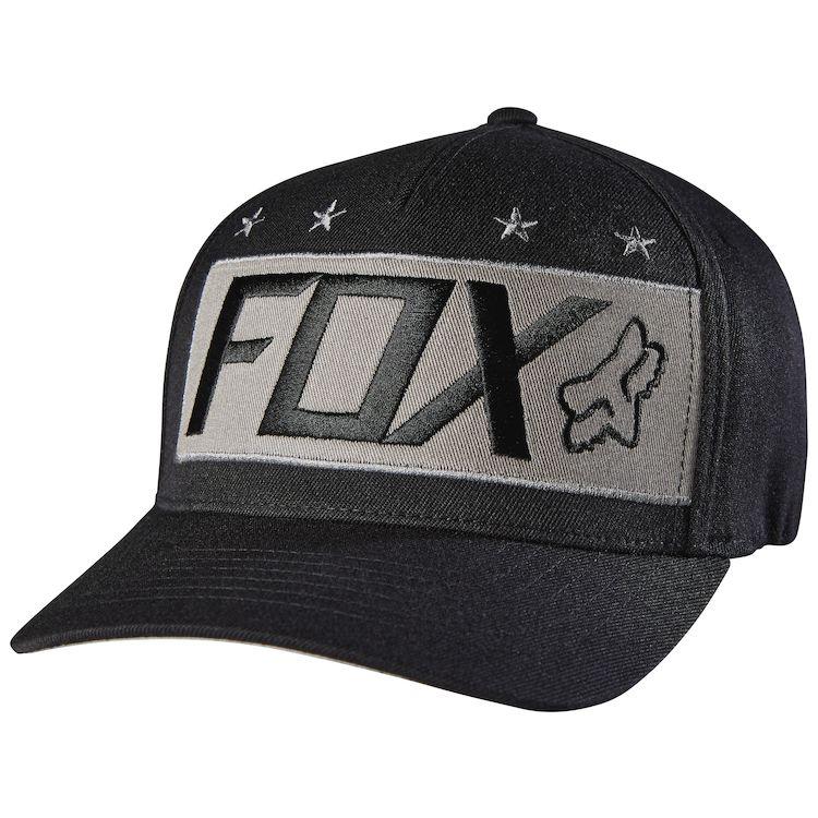 51eccf4e ... sale fox racing red white and true flexfit hat 35a36 bf26e
