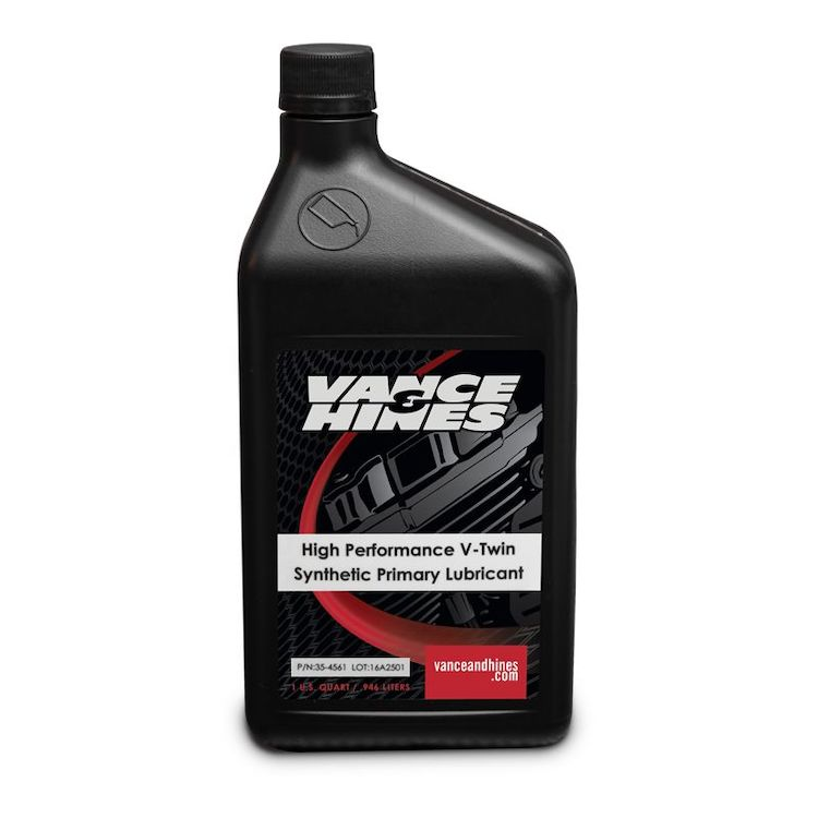 Vance & Hines High Performance 5W30 Synthetic Primary Lubricant