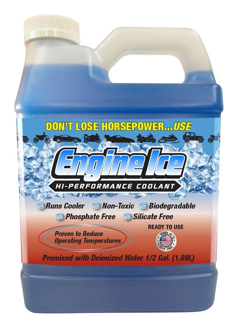 Engine Ice High Performance Coolant Cycle Gear