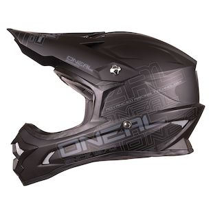 O'Neal 3 Series Helmet (Color: Black / Size: LG) 1143946