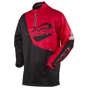 MSR Cold Pro Jersey (Color: Red/Black / Size: SM) 1143906