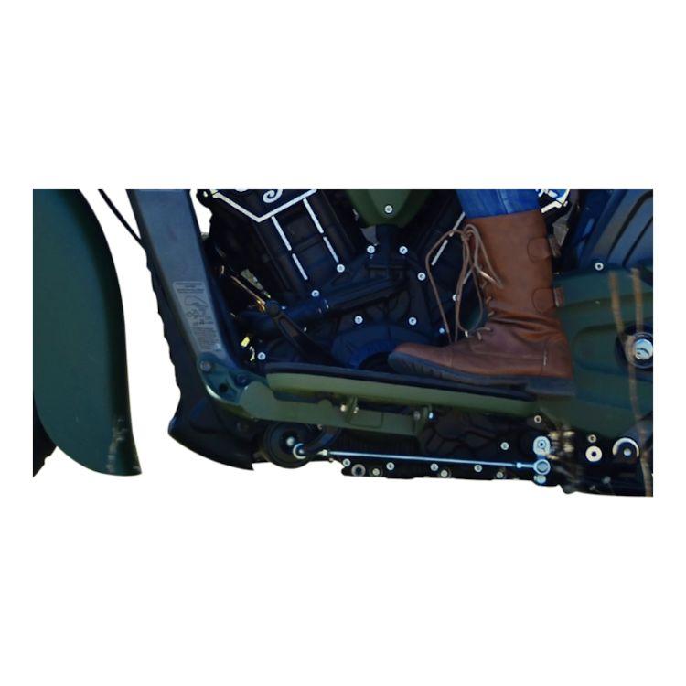 Klock Werks Floorboard Mount Kit For Indian Scout 2015-2021