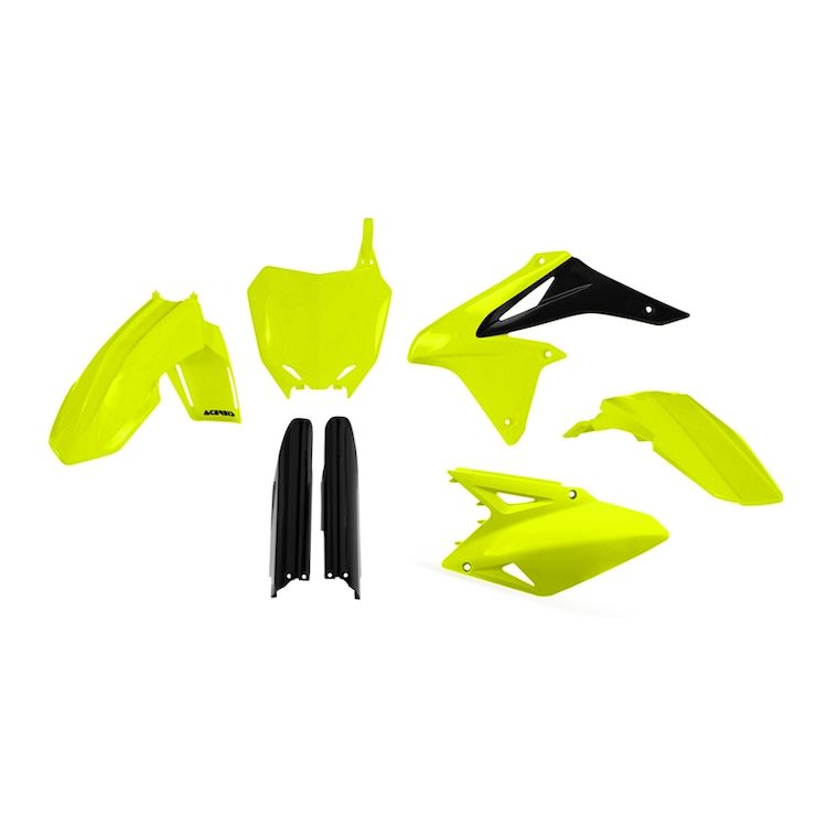Flo Yellow/Black