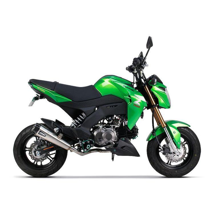 2017 Kawasaki Z125 Pro >> Two Brothers Comp Exhaust System Kawasaki Z125 Pro 2017 2019