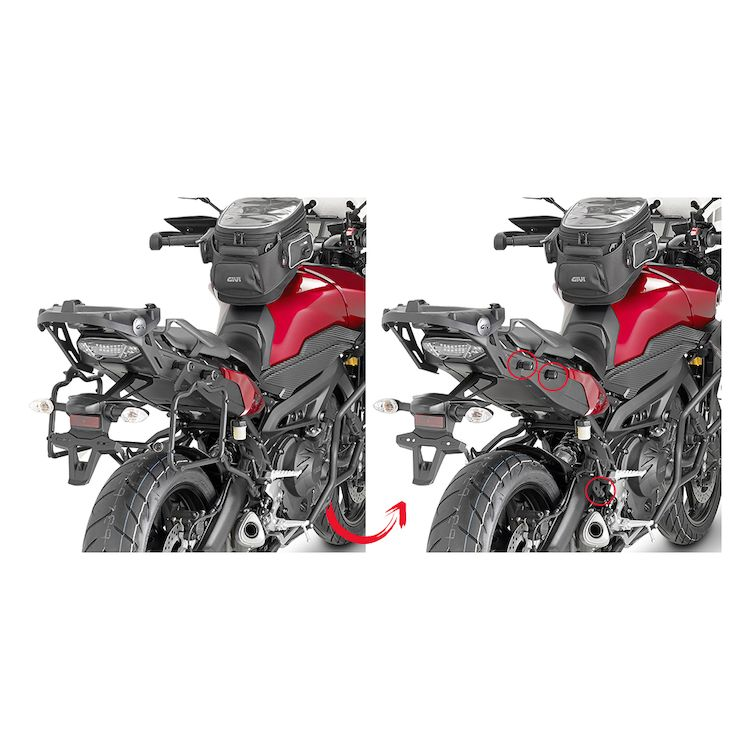 Givi PLR2122 Rapid Release Side Case Racks Yamaha FJ-09 2015-2017