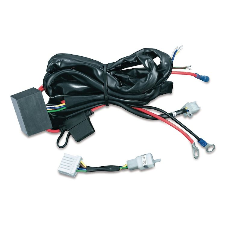 Kuryakyn Plug And Play Trailer Wiring / Relay Harness For Honda GoldWing 2012-2016