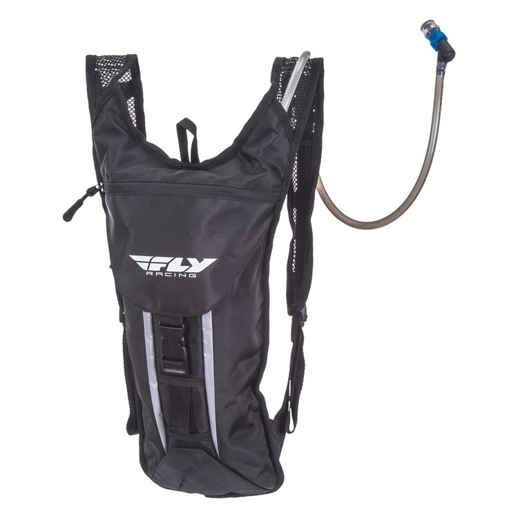 Black//Orange Fly Racing Hydropack Hydration Pack