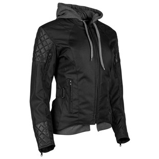 Speed and Strength Double Take Women's Jacket (Color: Black / Size: WLG) 1148479