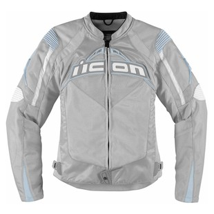 Icon Contra Women's Jacket - (Size SM Only) (Color: Silver / Size: SM) 847511