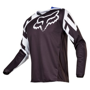 Fox Racing 180 Race Jersey (Color: Black / Size: LG) 1150834