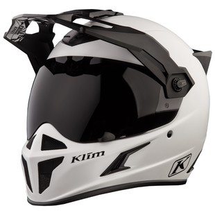 Klim Krios Element Helmet (Color: Matte White / Size: XL) 1126167