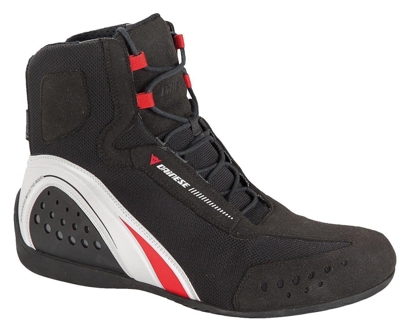 Ladies Street Shoe Motorcycle Grey