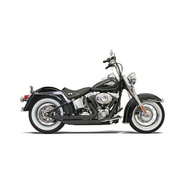 Bassani FireFlight Exhaust For Harley