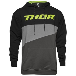 Thor Main Event Hoody (Color: Black/Lime / Size: SM) 1154651