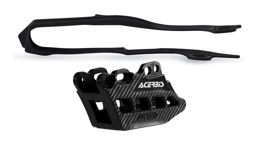 Acerbis Chain Guide Black for Honda CRF450X 2005-2007