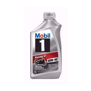 Mobil 1 Racing Engine Oil (Type: 10W40 / Size: 1 Quart) 1155214