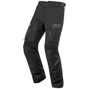 Alpinestars Valparaiso 2 Drystar Pants (Color: Black/Anthracite / Size: 2XL) 1156850