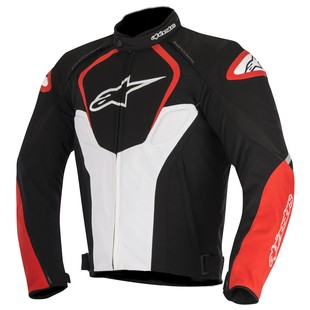 Alpinestars T-Jaws Air Jacket (Color: Black/White/Red / Size: 4XL) 1157705