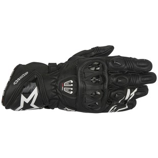 Alpinestars GP Pro R2 Gloves (Color: Black / Size: MD) 1157459