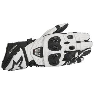 Alpinestars GP Pro R2 Gloves (Color: Black/White / Size: SM) 1157470