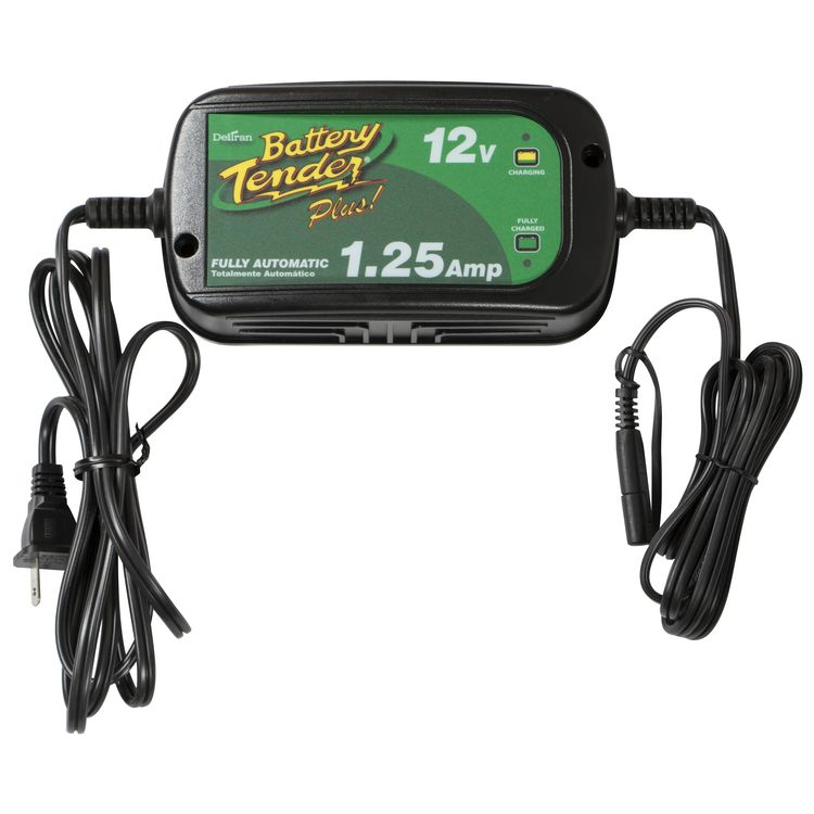 Battery Tender Plus Charger High Efficiency