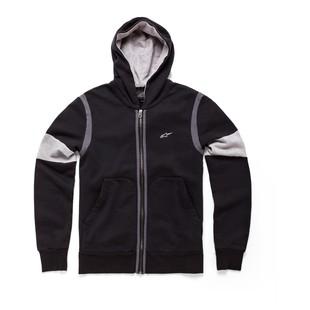 Alpinestars Champ Fleece Hoody (Color: Black / Size: XL) 1156377