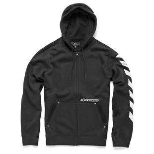 Alpinestars Debrief Fleece Hoody (Color: Black / Size: MD) 1156460
