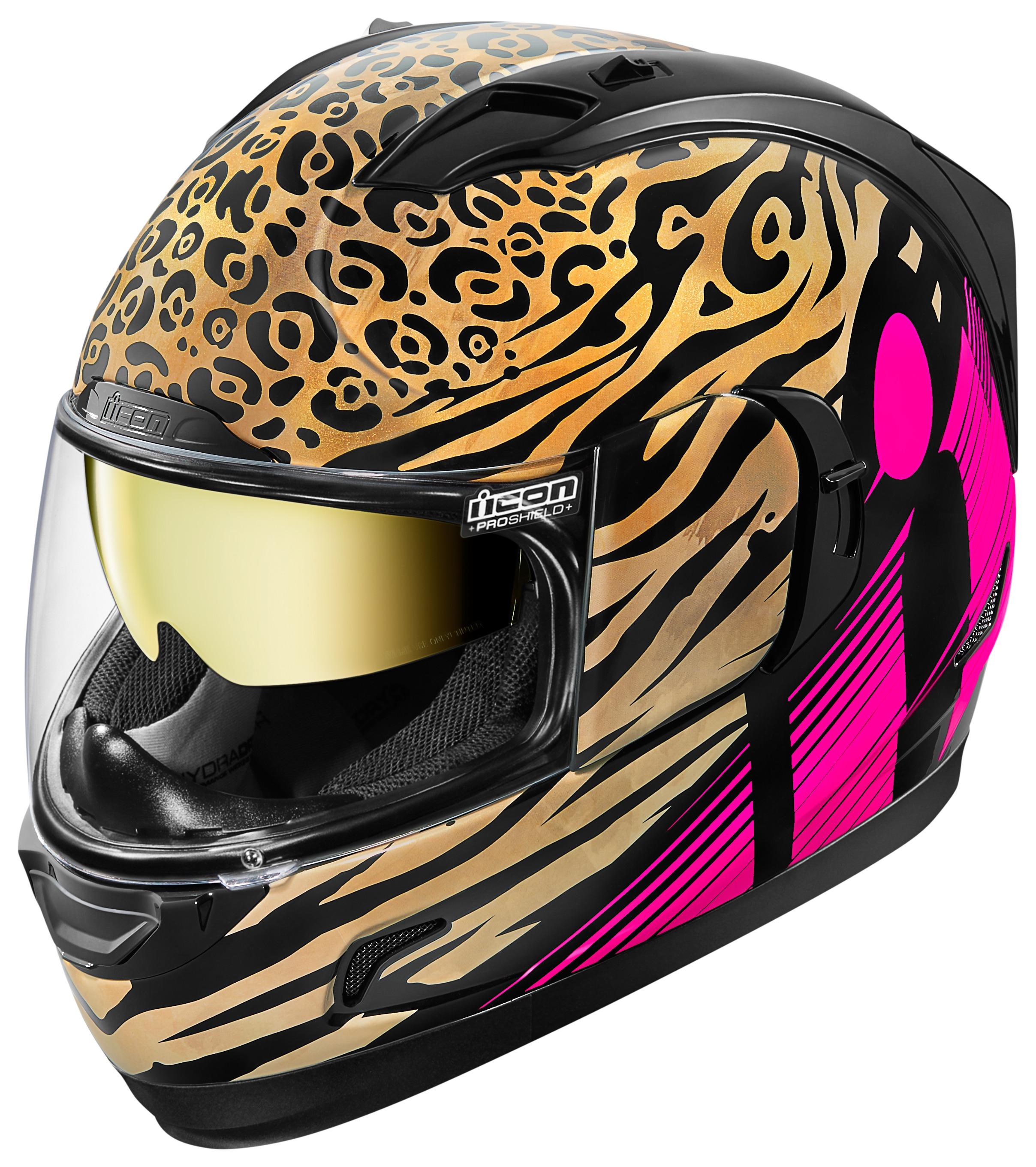 c5f08e0d6b0df Icon Alliance GT Shaguar Women s Helmet (XS) - Cycle Gear