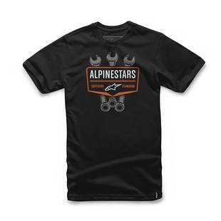Alpinestars Shift T-Shirt (Color: Black / Size: SM) 1157086