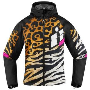 Icon Merc Shaguar Women's Jacket (Color: Brown/Black / Size: XS) 1158163