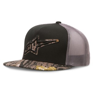 Alpinestars Trigger Hat (Color: Black) 1156934