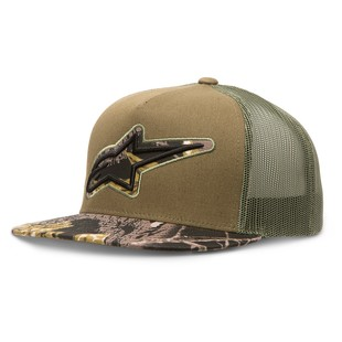 Alpinestars Trigger Hat (Color: Army Green) 1156935