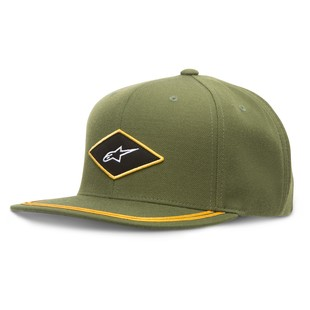 Alpinestars Earl Hat (Color: Army Green) 1156931