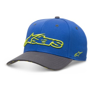 Alpinestars Rep Hat (Color: Royal Blue / Size: LG-XL) 1156884