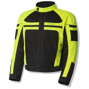 Olympia Newport Jacket (Color: Neon Yellow/Black / Size: 3XL) 1158612