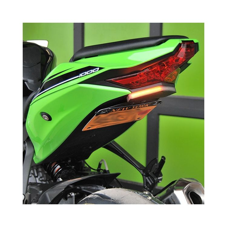 New Rage Cycles LED Fender Eliminator Kawasaki ZX10R 2016-2018