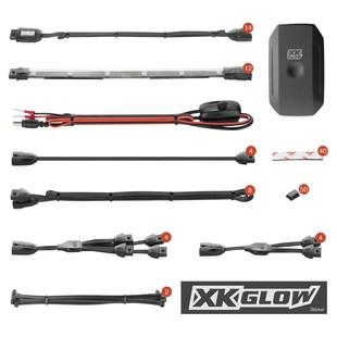 XK Glow XKChrome App Controled Light Kit / Motorcycle (Type: Professional) 1159480