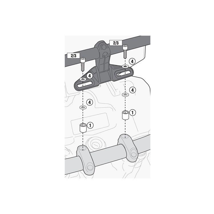 Givi Smart Bar Fit Kit