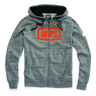 100 Syndicate Hoody (Color: Gunmetal Grey / Size: XL) 1160464