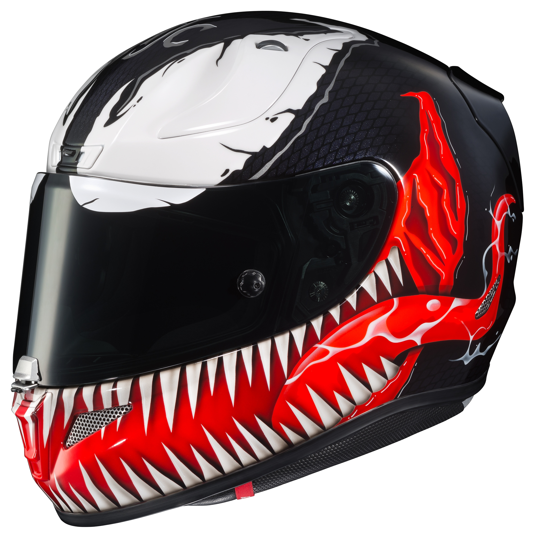 hjc rpha 11 pro venom helmet cycle gear. Black Bedroom Furniture Sets. Home Design Ideas