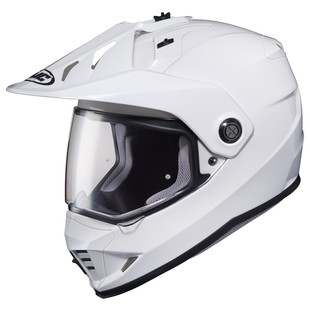 HJC DS-X1 Helmet (Color: White / Size: SM) 1160824
