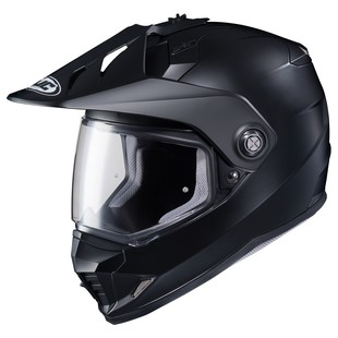 HJC DS-X1 Helmet (Color: Matte Black / Size: 2XL) 1160834