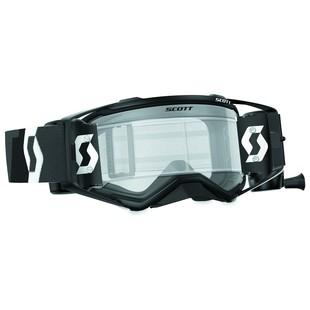 Scott Prospect WFS Goggles (Color: Black / Lens: Clear) 1161462