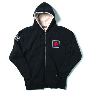 Factory Effex Suzuki Sherpa Hoody (Color: Black / Size: XL) 1161505