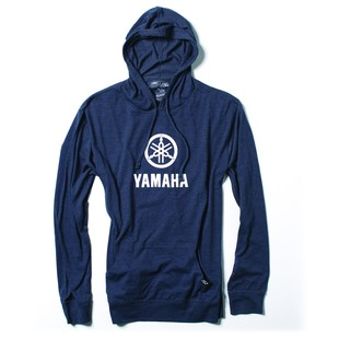 Factory Effex Yamaha Stack Lightweight Hoody (Color: Navy / Size: XL) 1161556