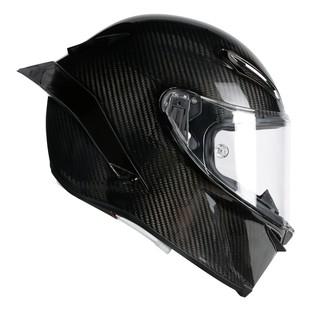 AGV Pista GP R Carbon Helmet (Color: Black / Size: LG) 1161936